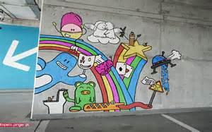 Funny Graffiti Art