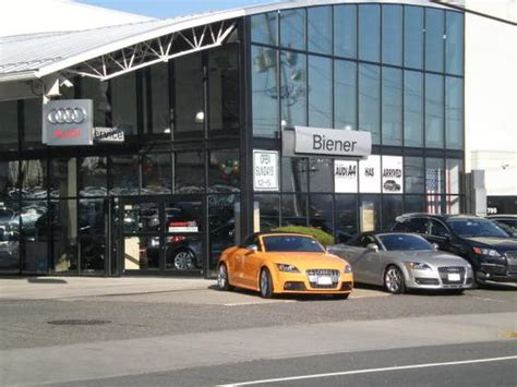 Biener Audi by Biener Audi Car Dealership In Great Neck Ny 11021