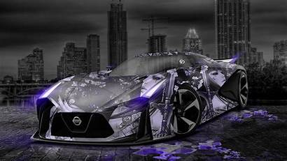 Anime Gtr Nissan Concept El Neon Tony