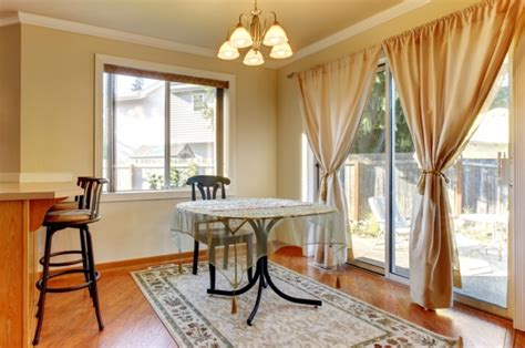 table salle a manger casa ideas para delimitar espacios en casa