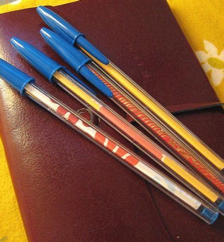 diy paper covered pens popsugar home