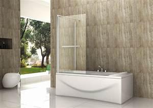 Eck Duschwand Für Badewanne : eck duschtrennwand oblante 75 badewanne alphabad ~ Markanthonyermac.com Haus und Dekorationen