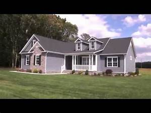 Amish built homes youtube for Amish home construction