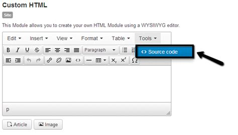 make a joomla template in 5 easy steps how to add custom html in joomla joomla tutorial fastcomet