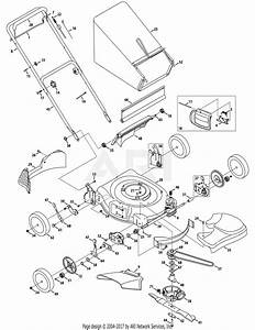 31 Troy Bilt 21 Self Propelled Mower Parts Diagram