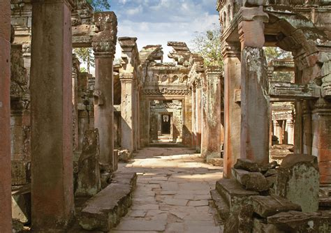 preah khan temple world monuments fund