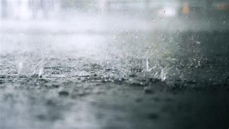 raining  rain stock footage video