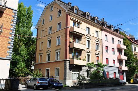 Mehrfamilienhaus Zürich Heitzmann