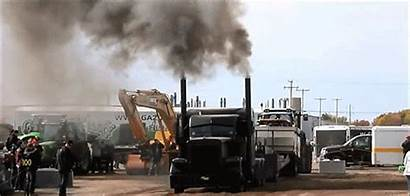 Trucks Truck Gifs Animated Semi Deko Animation