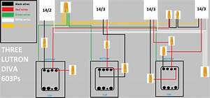 Replacing 3 Diva Switches And 2  U0026quot 3 Way U0026quot  Switches With