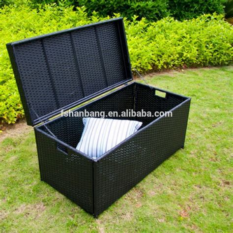 waterproof outdoor cushion storage box modern patio