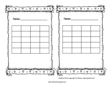 Download Bridge Child Template by Monthly Behavior Chart Template For Teachers