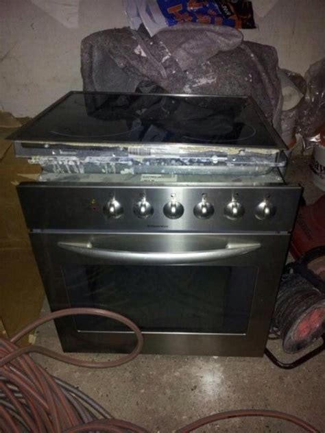 aeg electrolux einbauherd mit cerankochfeld in lertheim k 252 chenherde grill mikrowelle