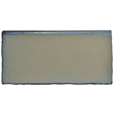 Home Depot Wall Tile Trim by Merola Tile Antic Special Griggio 3 In X 6 In Ceramic