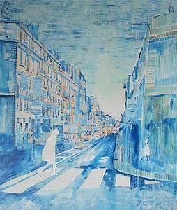 Peinture De Paris Poissy : monuments de paris artiste peintre figuratif philippe ~ Premium-room.com Idées de Décoration