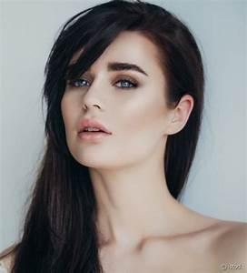 Couleur De Cheveux Pour Yeux Marron : couleur cheveux pour brune yeux marrons stunning balayage ~ Farleysfitness.com Idées de Décoration