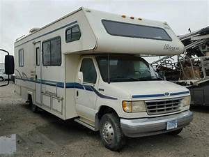 1995 Ford Econoline E350 Cutaway Van For Sale