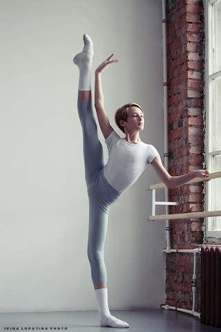 kann ich noch mit  jahren als junge ballett anfangen