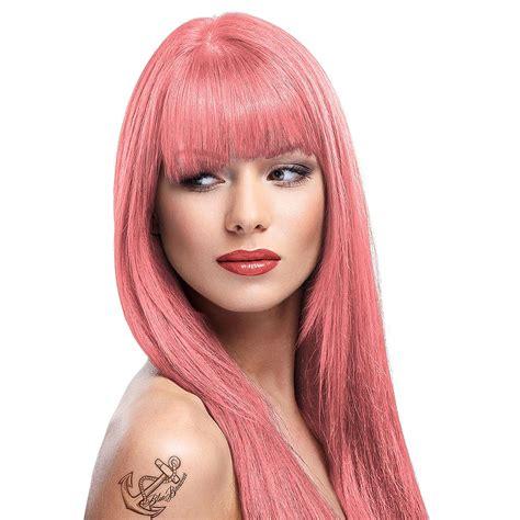 La Riche Directions Pastel Pink Vivid Colour Semi