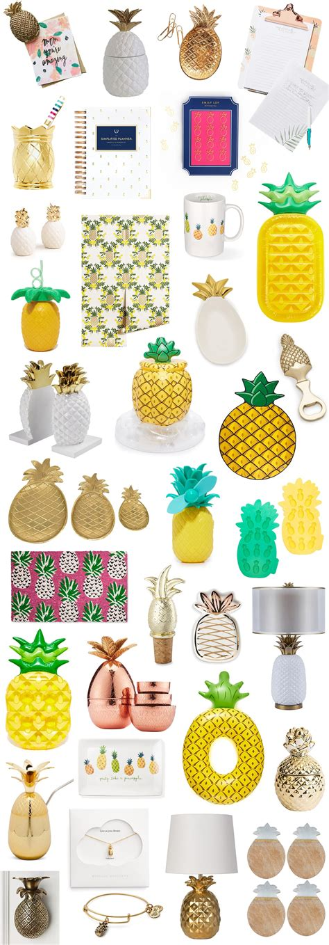 Home Decor Gift Ideas by Gold Pineapple Home Decor Gift Ideas Nicholas