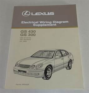 Workshop Manual Electrical Wiring Diagram Lexus Gs430