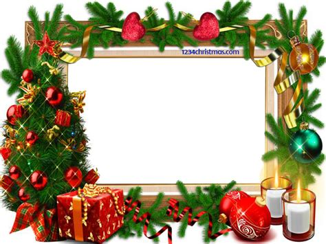 christmas photo frame templates for free download christmas picture frames christmas frames