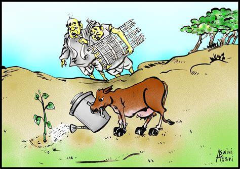 cartoon   social mirror cartoonist brothers aswini