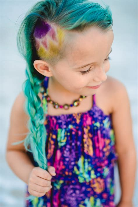 Are you interested in reading about using henna on your hair instead of cream dyes? Should You Give Your Kids a Funky Hair Makeover? | The ...