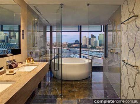 Top 6 Australian Luxury Hotel Bathrooms