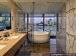 Top 6 Australian luxury hotel bathrooms - Completehome