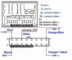 Reversing Image Emulator  Rear View Camera Activator For