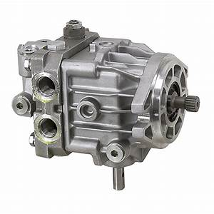 0 6 Cu In White Variable Axial Piston Pump