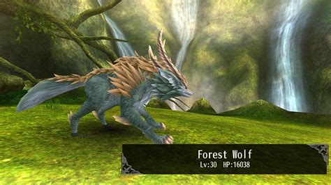 toram forest wolf garb recipe