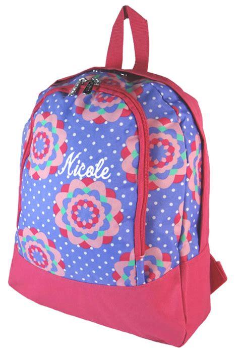 personalized preschool backpacks kids personalized preschool backpack 352