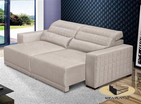 sofa retratil reclinavel  lugares medidas www
