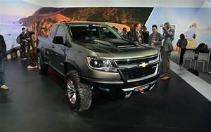 Chevrolet Colorado Zr2 Concept  Go And Play Outside