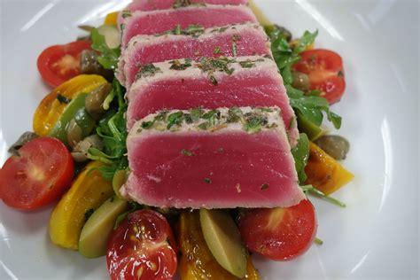 seared tuna image gallery seared tuna