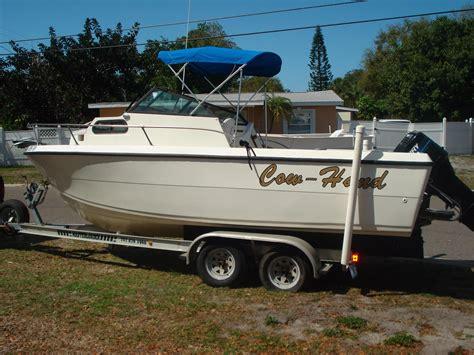 Cobia Boats Australia by 1985 Cobia 228 Triton Wa Power Boat For Sale Www