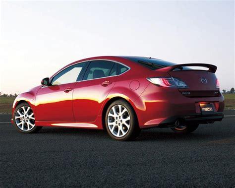 Special Edition Mazda Atenza Sedan Released In Japan