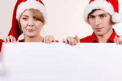 christmas blank banner stock photo image