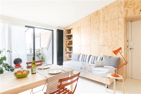 small flat design small flat takes advantage of reduced space in a big way