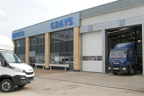grays truck van relocate commercial vehicle dealer
