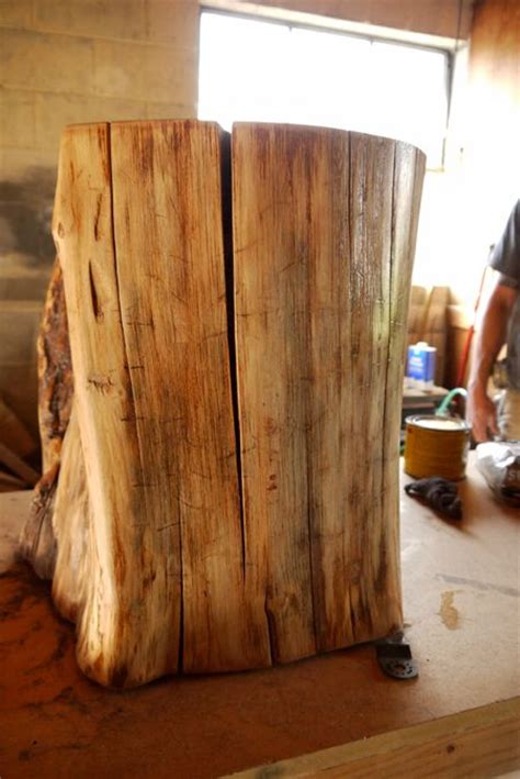 tables   tree stumps woodworking