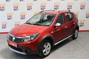 Acheter Une Dacia : dacia occasion dacia 4 4 occasions occasion dacia sandero stepway 1 5 dci 70 rouge diesel ~ Gottalentnigeria.com Avis de Voitures