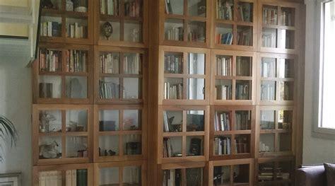 libreria boiserie boiserie martino pesavento il legno e il suo carattere