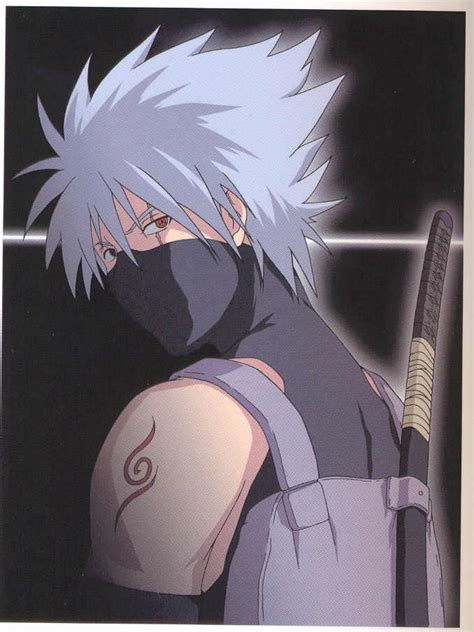 Here you will find many kakashi wallpapers he is one of the main character of naruto anime come check out the best wallpapers you will find of kakashi for your mobile phone, now download to your android phone or iphone. Images Digital Cute: Naruto: Kakashi - Wallpaper Actress