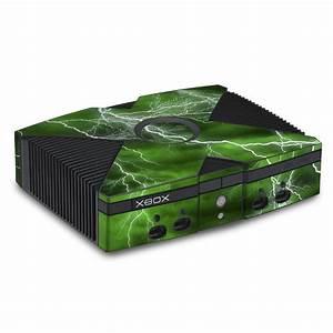 Xbox Skin Apocalypse Green By Gaming DecalGirl