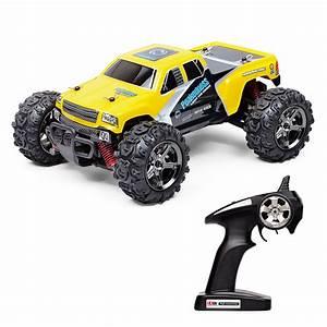 Rc Auto : rc car 4wd remote control car fast race cars electronic power 2 4ghz 50m offroad rc cars with 2 ~ Gottalentnigeria.com Avis de Voitures