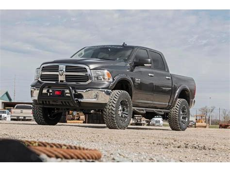 Dodge Ram 1500 Lift Kit by 33223 Country 6 Inch Suspension Lift Kit For The