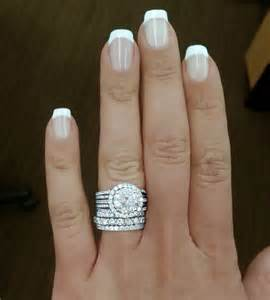 wedding ring styles stacked wedding ring styles that 39 ll leave you breathless mon cheri bridals